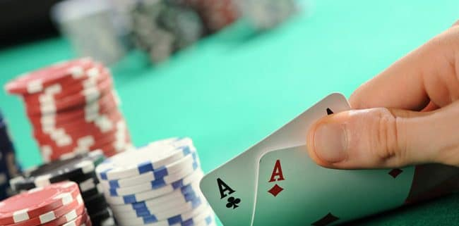 Strong Poker Hand