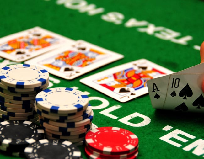 Blackjack machine royal match