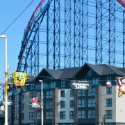 Pleasure Beach Rides