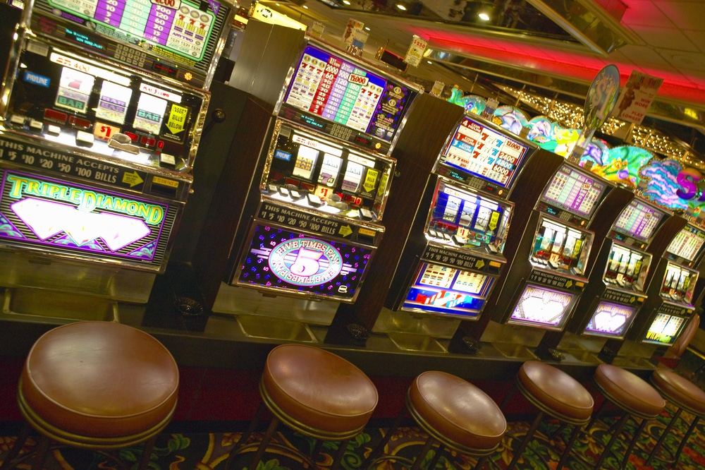 Best slot machine games las vegas